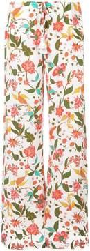 Figue Ipanema floral-print palazzo pants