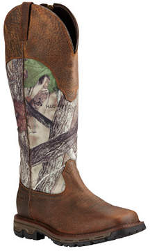 Ariat Men's Conquest Wide Square Toe H2O Snake Boot