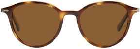 Persol Tortoiseshell Officina Sunglasses