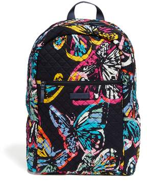 Vera Bradley Iconic Right Size Backpack
