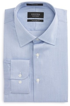 Nordstrom Men's Traditional Fit Stripe Dress Shirt