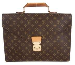 Louis Vuitton Monogram Robusto Briefcase