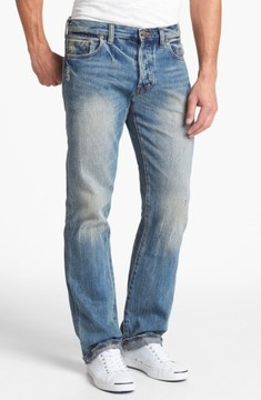 PRPS Men's 'Barracuda' Straight Leg Selvedge Jeans