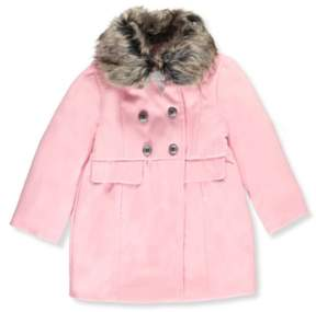 Jessica Simpson Little Girls' Toddler Coat (Sizes 2T - 4T) - pink, 2t