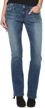 Apt. 9 Women's Embellished Modern Fit Bootcut Jeans
