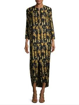 Zero Maria Cornejo Women's Print Shift Dress