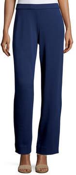 Joan Vass Full-Length Jog Pants