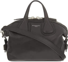 Givenchy Nightingale micro leather tote