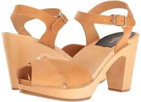 Swedish Hasbeens Merci Sandal Women's Clog/Mule Shoes