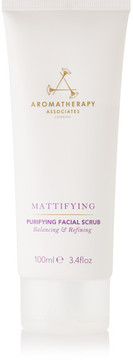 Aromatherapy Associates Mattifying Purifying Facial Scrub, 100ml - Colorless