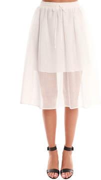 Clover Canyon Square Mesh Skirt