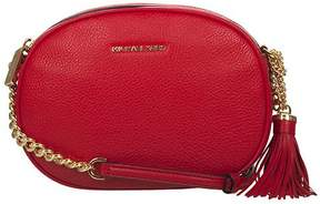 Michael Kors Ginny Crossbody - BRIGHT-RED - STYLE