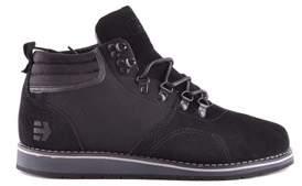 Etnies Men's Black Suede Ankle Boots.