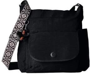 Kipling Nyrie Cross Body Handbags - BLACK - STYLE