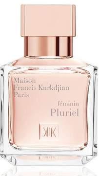 Francis Kurkdjian féminin Pluriel Eau de parfum, 2.4 oz./ 70 mL
