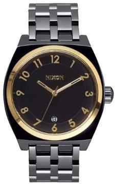 Nixon Men's Monopoly Two-tone Stainless Steel Watch