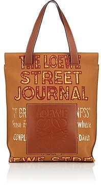 Loewe Men's Logo Tote Bag