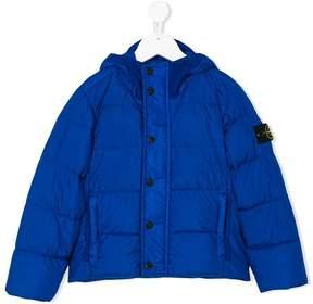 Stone Island Junior padded jacket