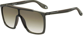 Safilo USA Givenchy 7040 Shield Sunglasses | Solstice Sunglasses