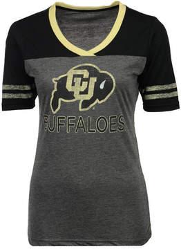 Colosseum Women's Colorado Buffaloes McTwist T-Shirt