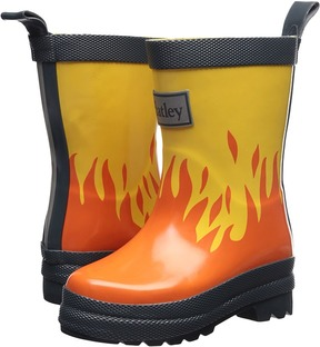 Hatley Demolition Derby Rain Boots Boys Shoes