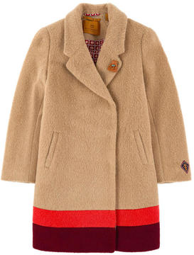 Scotch & Soda Wool and polyester coat