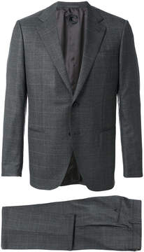 Caruso checked suit