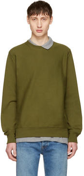 Paul Smith Green No Zebra Sweatshirt