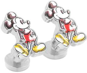 Disney Watercolor Mickey Mouse Men's Cuff Links