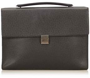 Louis Vuitton Pre-owned: Porte-document Angara Briefcase. - BLACK - STYLE