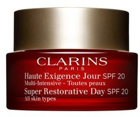 Clarins Super Restorative Day Cream SPF 20 All Skin Types/1.7 Oz.