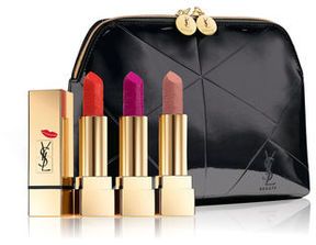 Rouge Pur Couture Kiss & Love Collector's Trio Set