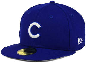 New Era Chicago Cubs C-Dub Patch 59FIFTY Fitted Cap