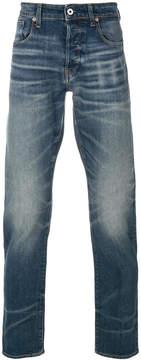 G Star G-Star stonewashed slim-fit jeans