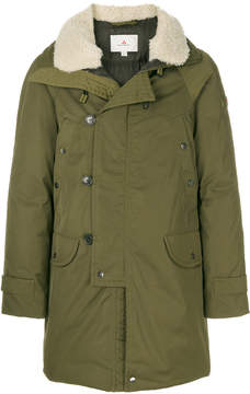 Peuterey water repellent army parka