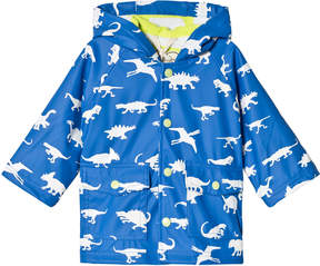 Hatley Colour Changing Dinosaur Menagerie Raincoat