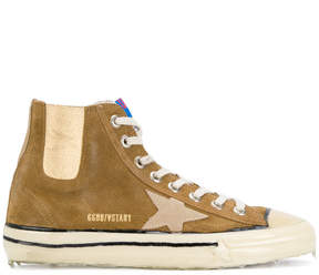 Golden Goose Deluxe Brand V-Star 1 hi-top sneakers