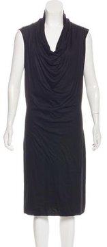 Bottega Veneta Cashmere Midi Dress