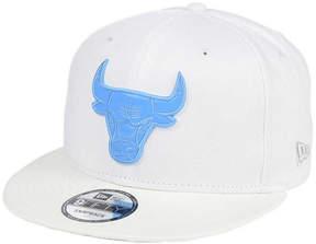 New Era Chicago Bulls Power Blue Hook 9FIFTY Snapback Cap