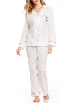 BedHead Merry & Bright Classic Pajamas