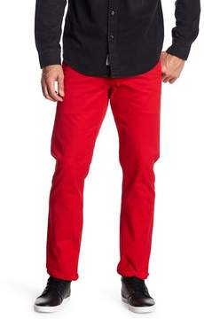 Dockers Alpha Original Slim Tapered Khaki Tango Red Pant