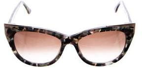 Thierry Lasry Epiphany Cat-Eye Sunglasses