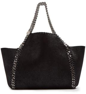 Stella McCartney Falabella Reversible Tote Bag - Womens - Black