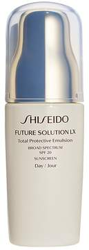 Shiseido Future Solution LX Total Protective Emulsion SPF 20 Sunscreen