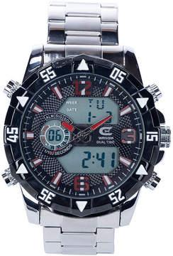 Croton N/A Mens Yellow Bracelet Watch-Cx328043ylyl