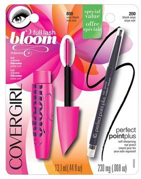 COVERGIRL® Full Lash Bloom Mascara & Perfect Point Eyeliner Value Pack