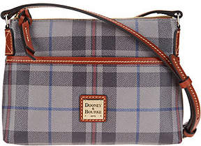 Dooney & Bourke Tiverton Plaid Ginger Crossbody - ONE COLOR - STYLE
