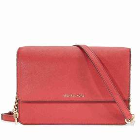 Michael Kors Daniela Large Crossbody- Burnt Red - ONE COLOR - STYLE