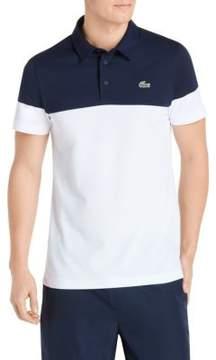 Lacoste Colorblock Short-Sleeve Polo
