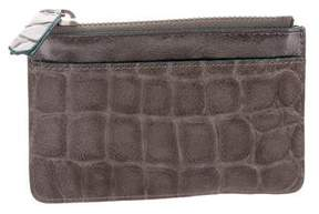 Liebeskind Berlin Metallic Leather Pouch w/ Tags